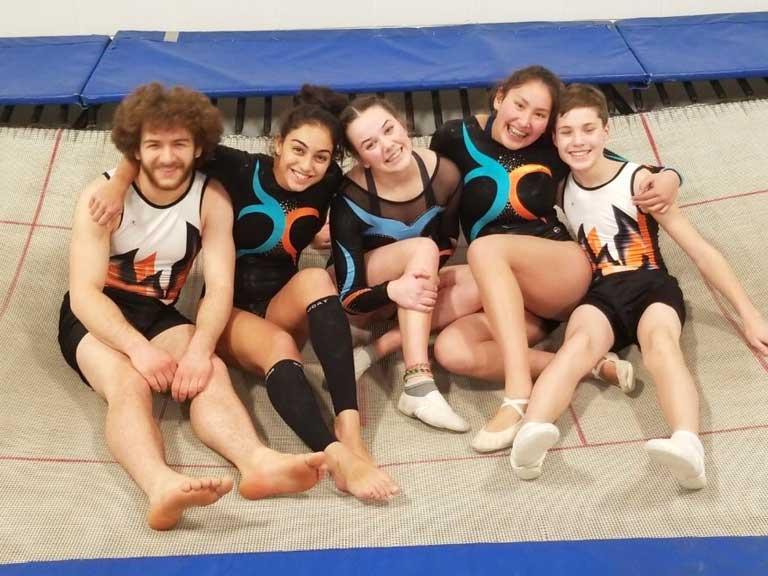 Gymnastics Camp Pickering Ontario