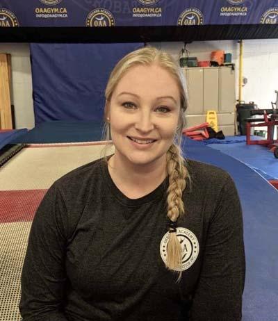 Leah Osborne - Coach