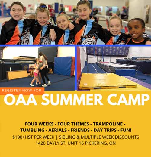 OAA Summer Camps